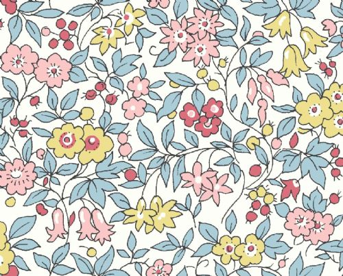 Flower Show Spring - Forget Me Not Blossom, by Liberty Of London